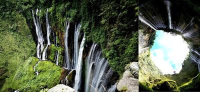 Air Terjun Tumpak Sewu, Tumpak Sewu Lumajang Jawa Timur