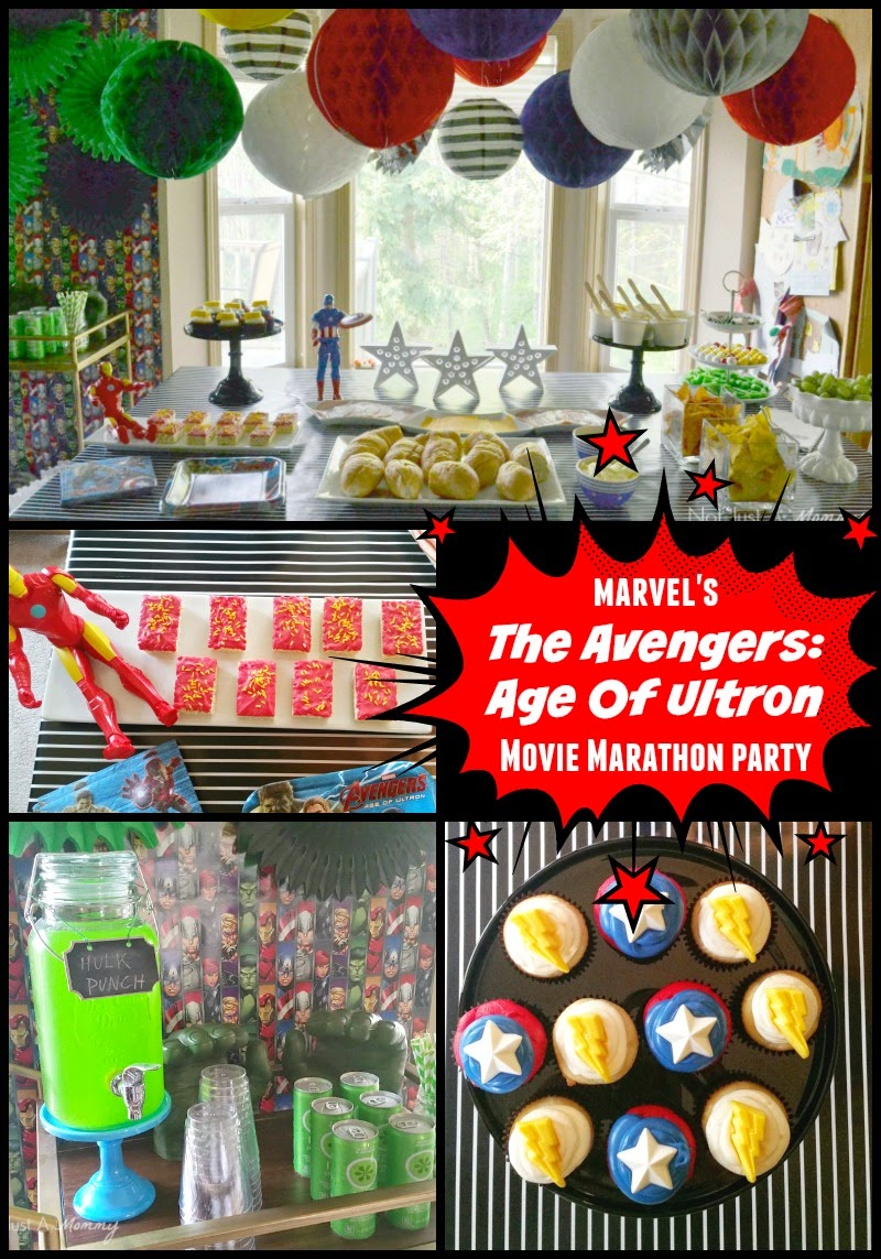 Celebrate MARVEL's Avengers: Age Of Ultron May 1 Release!