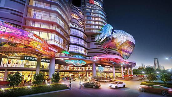 mall Capital 21 Johor baru