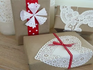 Ideas para Reutilizar Blondas en Navidad, Decoracion Ecoresponsable