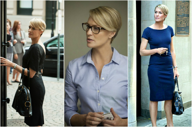 Get The Look - Claire Underwood, House Of Cards