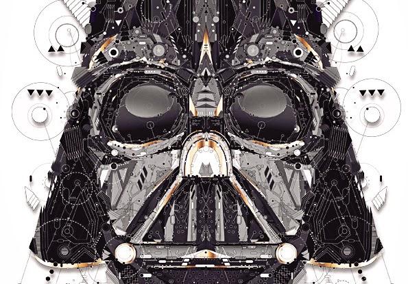 Star Wars by Yo Az