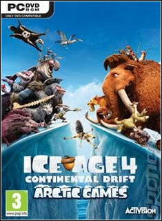 Ice Age Continental Drift Arctic Games – PC Game