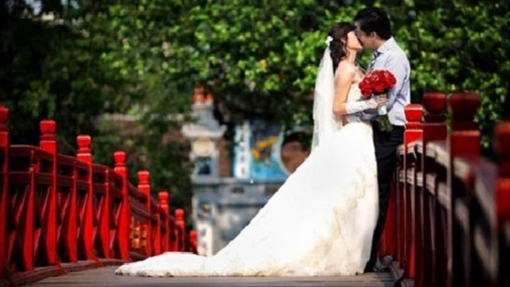 11 Địa điểm chụp ảnh cưới ngoại cảnh tại Hà Nội đẹp nhất 4