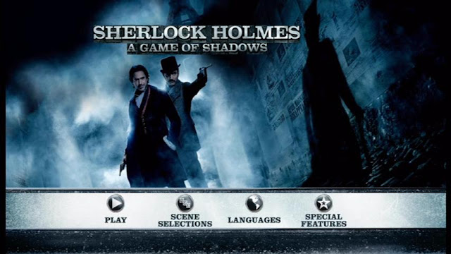 Sherlock Holmes A Game of Shadows DVDR NTSC Español Latino Descargar