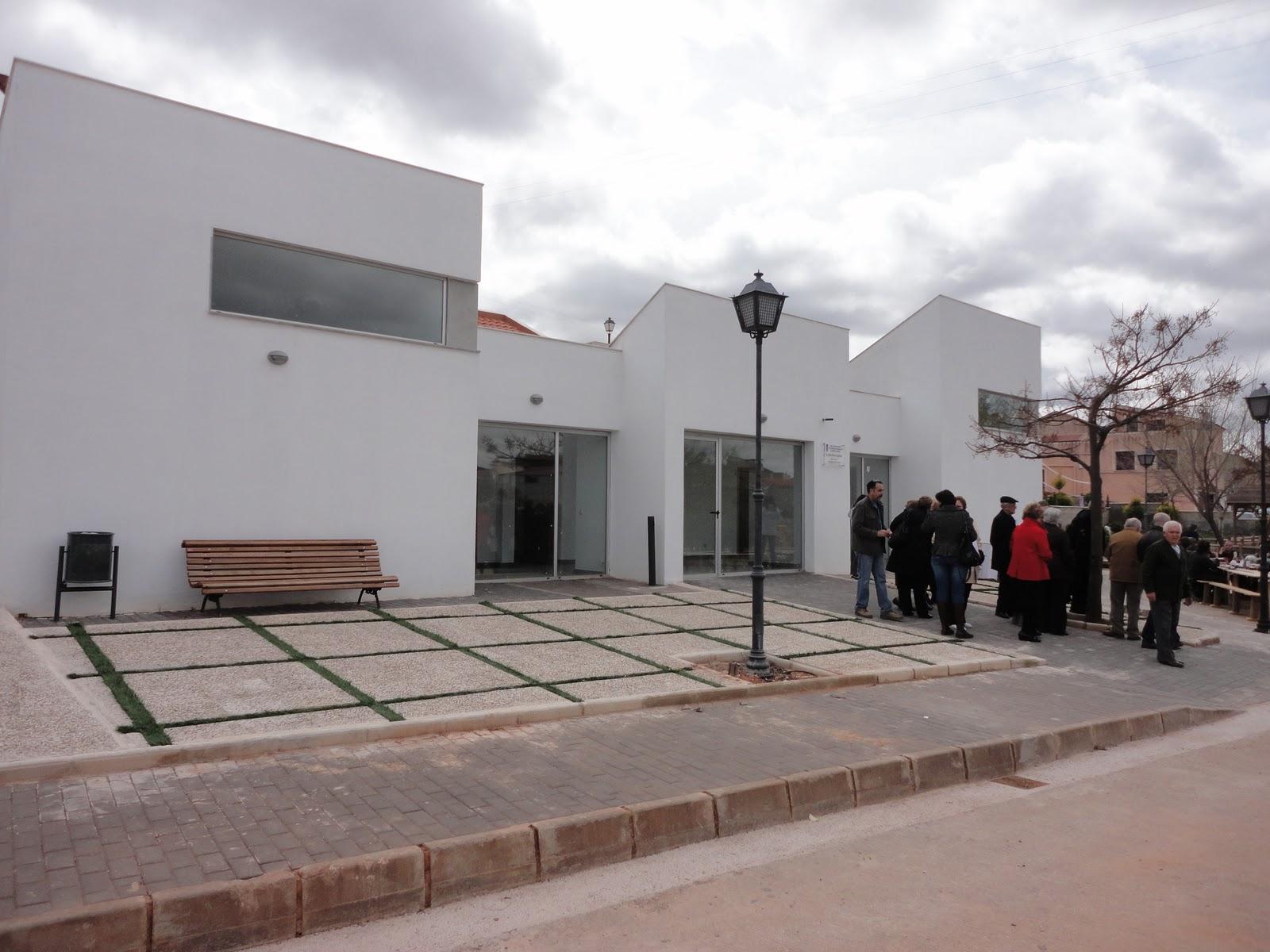 Universidad popular de montiel inauguraci n del nuevo - Tanatorio valdepenas ...