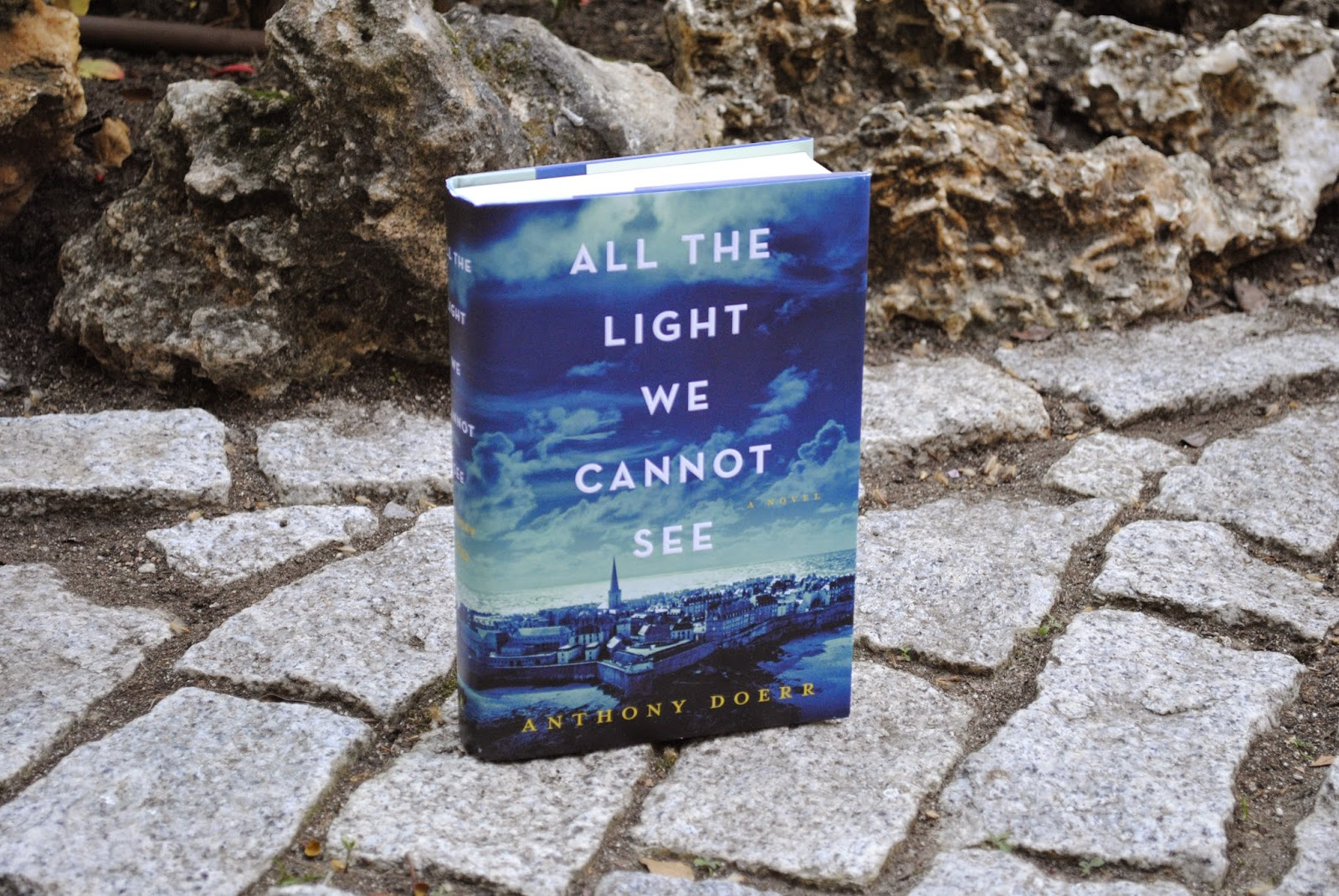 Book Review // All The Light We Cannot See By Anthony Doerr