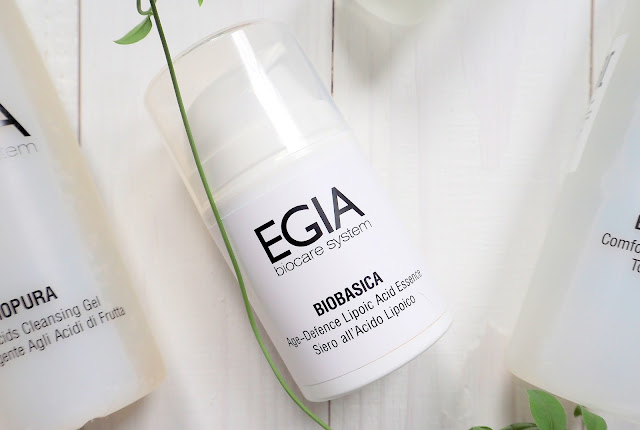 Восстанавливающий концентрат Egia BioBasica Age0Defence Lipoic Acid Essence