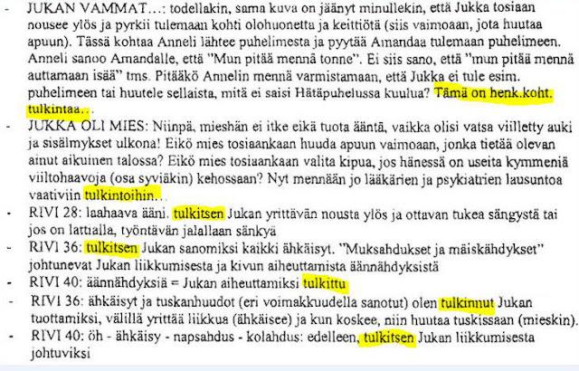 Äänitutkija Tuija Niemi tulkitsee