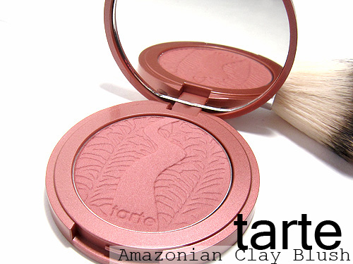 tarte exposed amazonian clay blush
