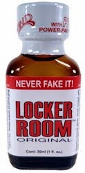 LOCKER ROOM 30 ml  (1,500 Baht)