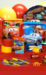 Disney Cars Party Kits - PartyBell.com