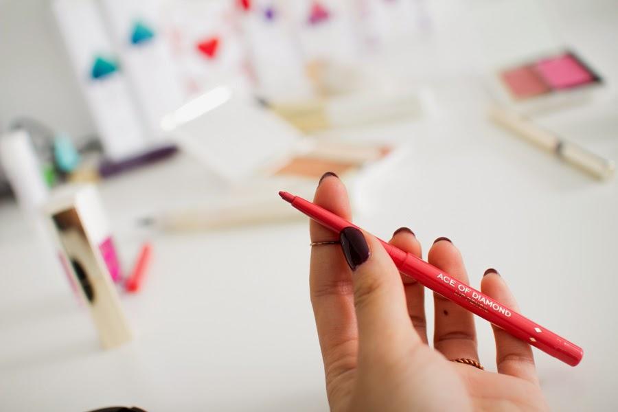 Ace Of Diamond Lip Pencil