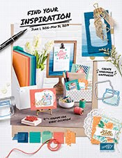 New Stampin' UP! catalog