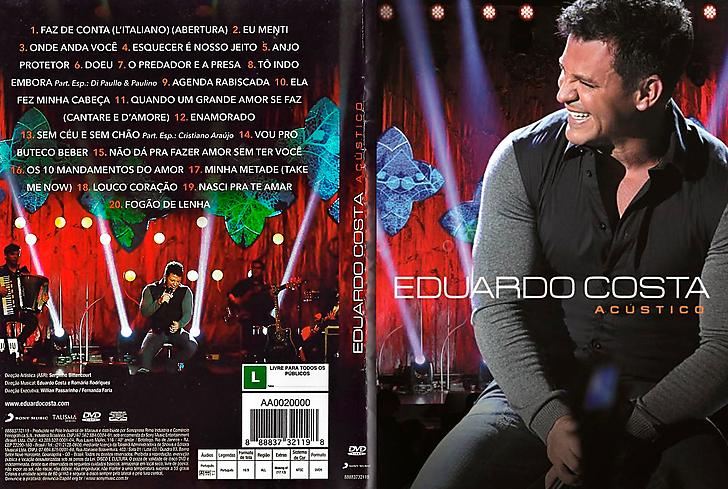 Eduardo Costa Acustico DVDRip XviD 2013 Eduardo Costa Acustico