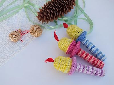 игрушка-погремушка-новый год