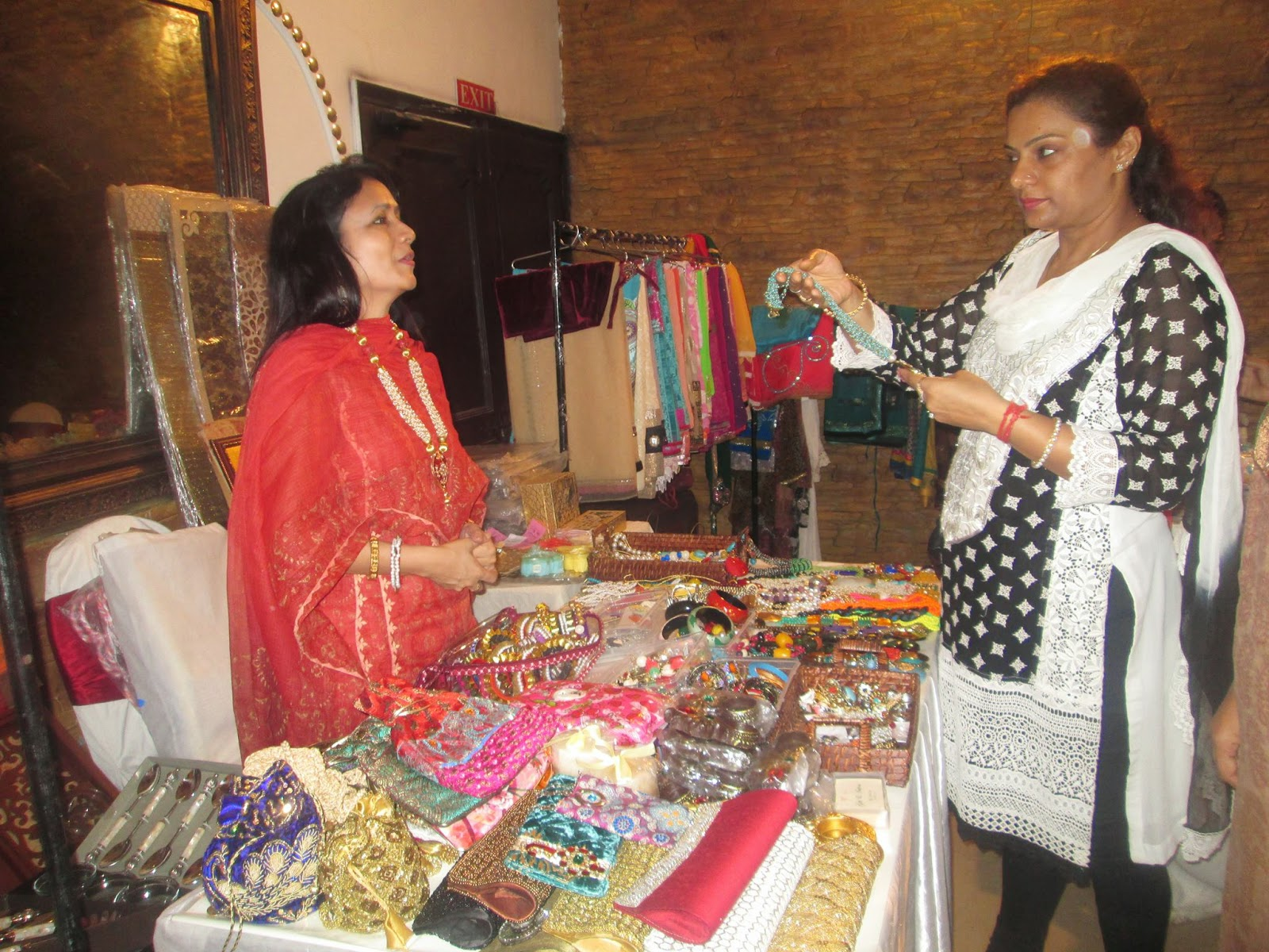 Udaans Rakhi and Teej Bazaar 2014 in Faridabad