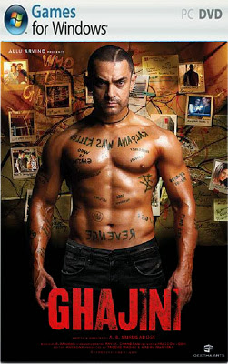 Ghajini The Game For PC Full Cracked Free Download