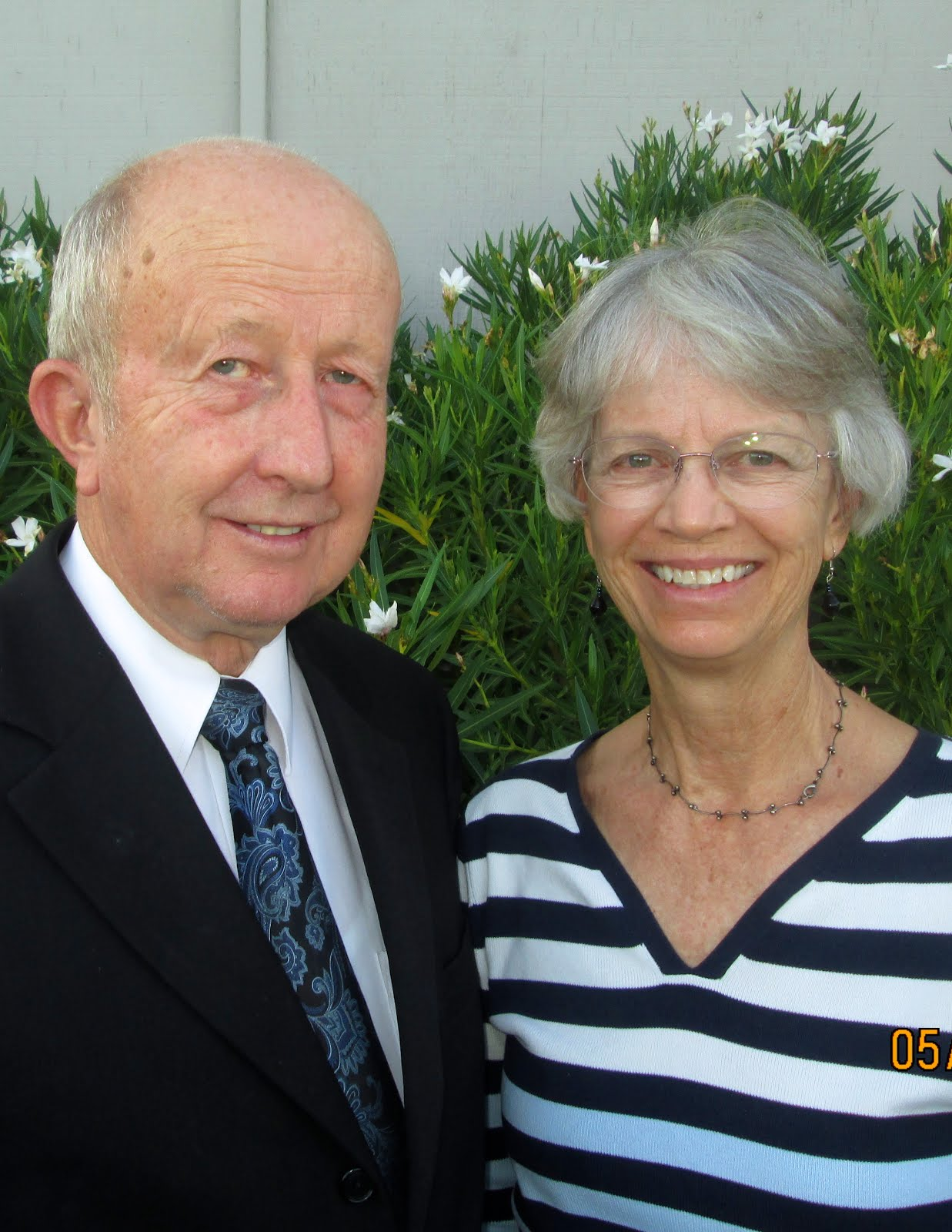 Elder And Sister Brown to the Romania/Moldova Mission of the Church of Jesus Christ of LDS