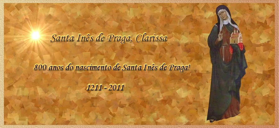 Santa Inês de Praga, Clarissa