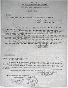 """Il documento """"ORIGINALE"""" della 1^ Div. Aut. Val Chisone - A. Serafino"""