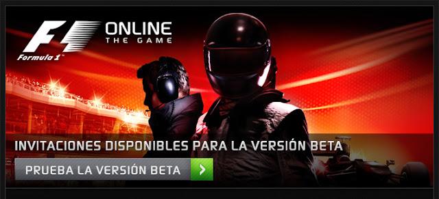 F1 Online the Game Beta de Codemaster