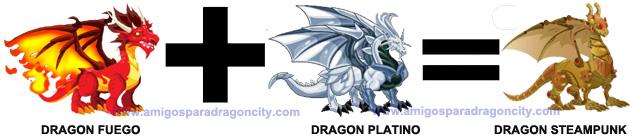 como conseguir el dragon steampunk en dragon city-1
