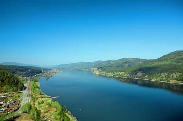 Longest River Russia