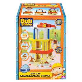 Bob The Builder Deluxe Construction Tower, Review
