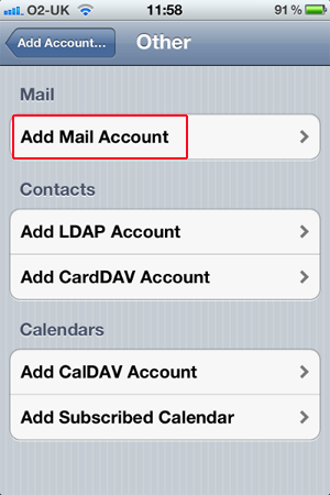 how to add utoronto email to outlook on phone