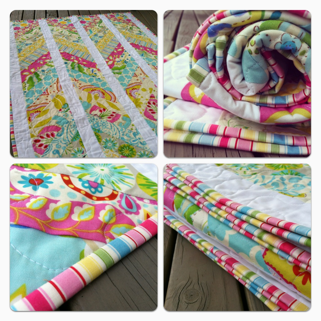 MissyMack: Chevron Quilt Pattern and a Giveaway!