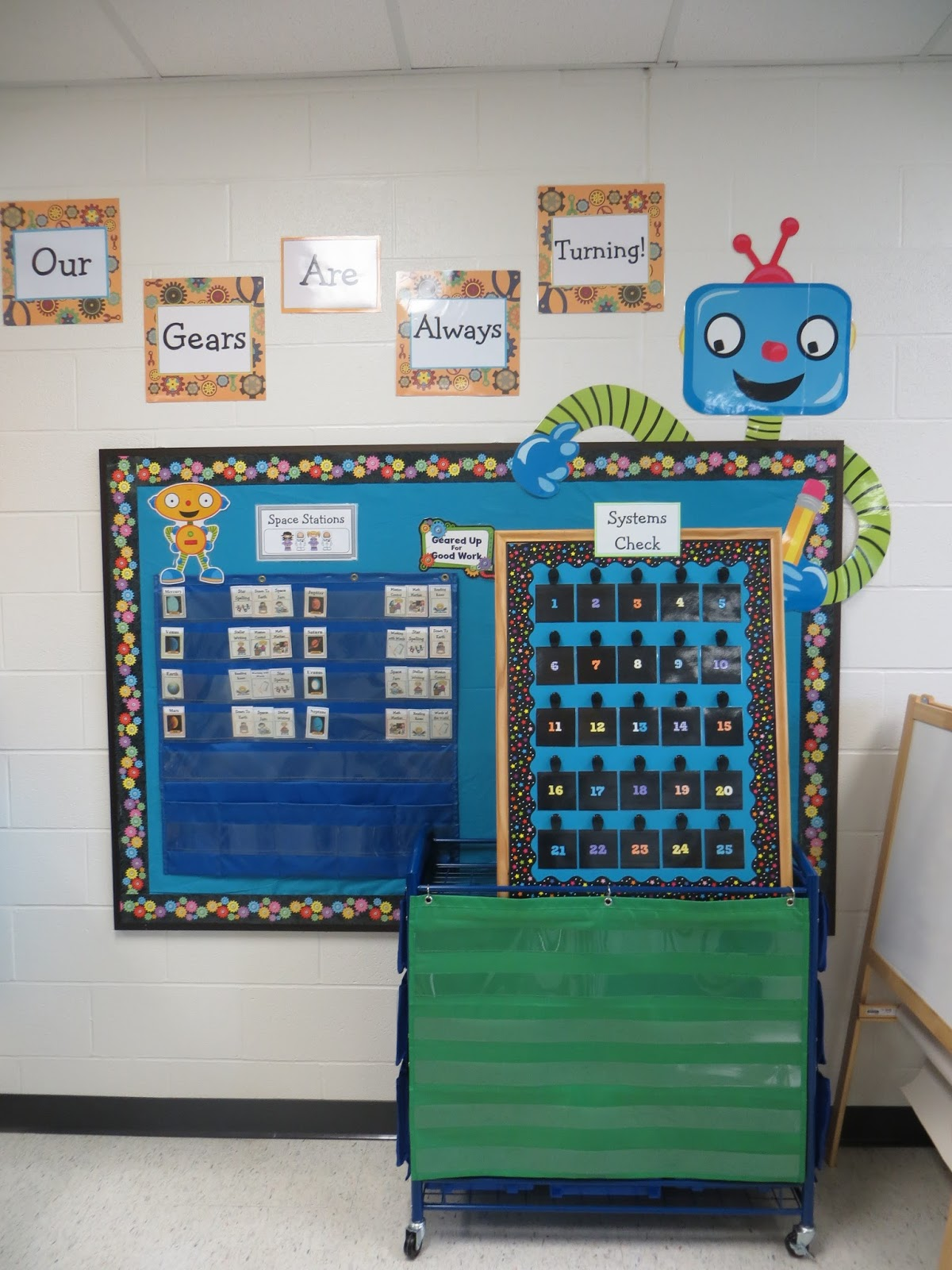Classroom Launch Ideas ~ Teaching tiny treasures ready to launch  school