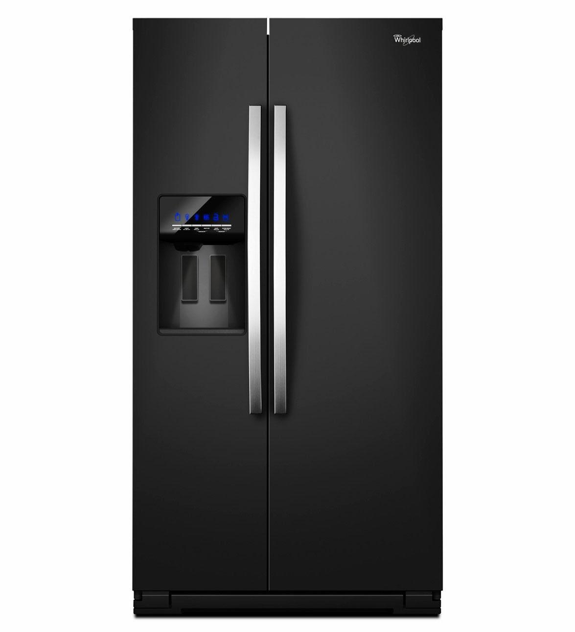 Whirlpool refrigerator brand whirlpool refrigerator wrs526siae - Whirlpool side by side ...