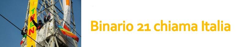 Binario 21 chiama Italia