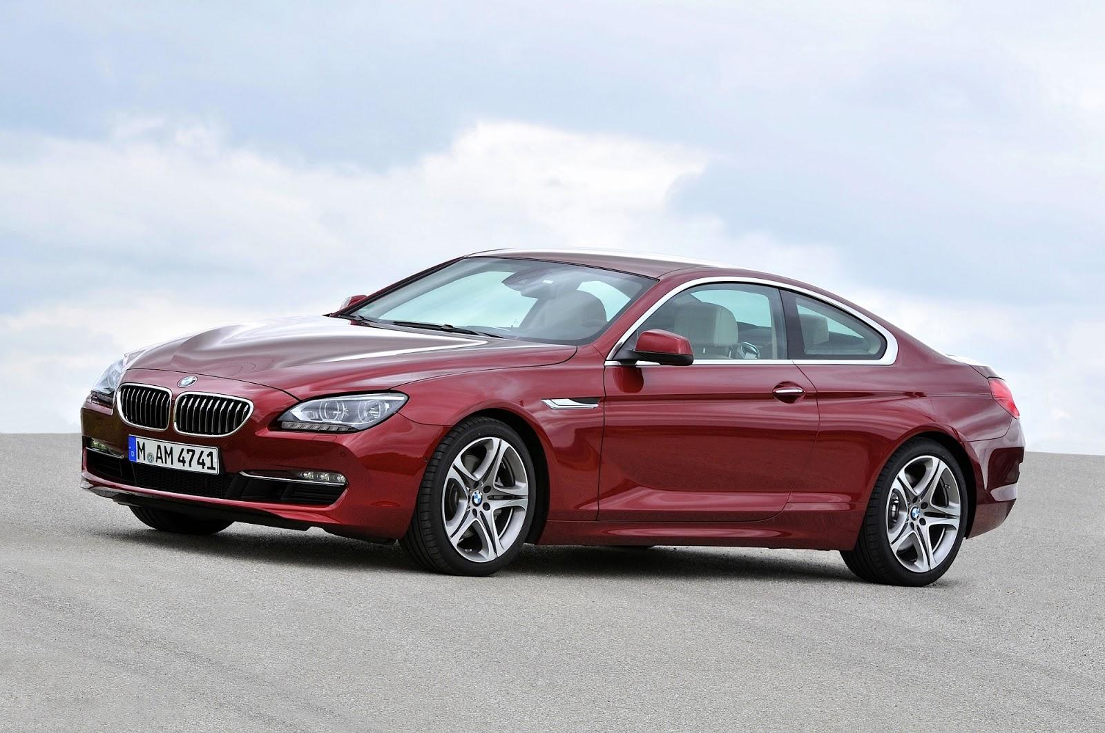 Automotive Database: BMW 6 Series (F06/F12/F13)