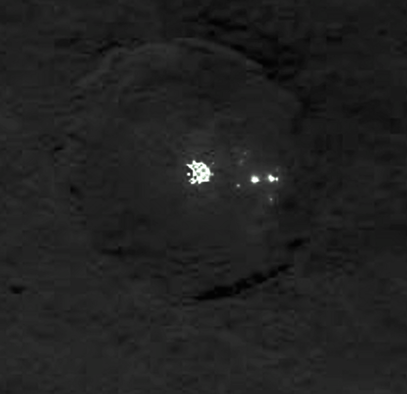 Date Of Discovery June 11 2015 Location Ceres Crater Name Unknown Photo Photojournaljplnasagov Tiff PIA19568tif