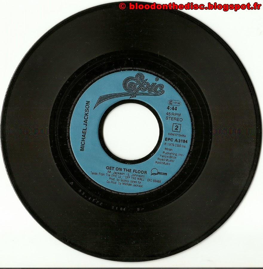 Beat It 45T Side 2