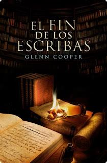 El fin de los escribas de Glenn Cooper