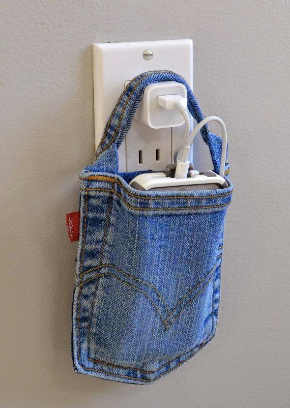 Creative Holder for Charging Cell Phone