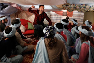 Community (3x14) Pillows and Blankets