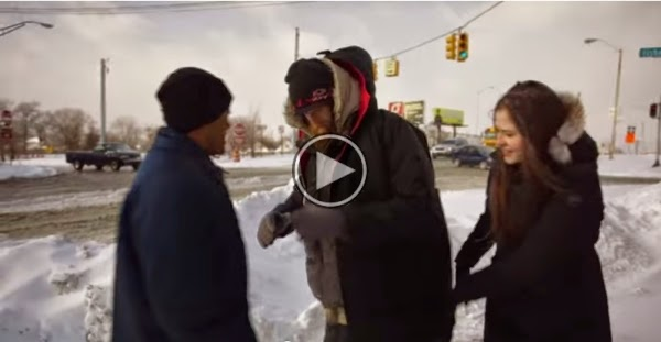 She Gave A Homeless Woman A Coat And Got Yelled At. Her Response Is Brilliant and Inspiring!