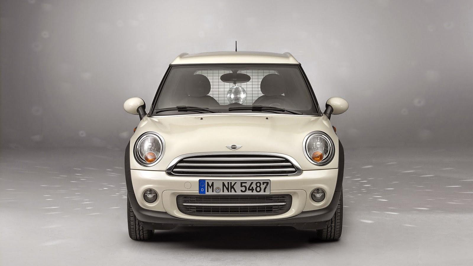 Foto Mobil Mini Cooper Modifikasi Unik