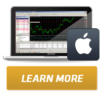 Metatrader berbasis Apple IOS untuk  komputer / notebook Apple.