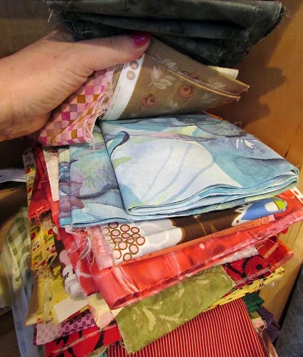 adding a quilt sleeve