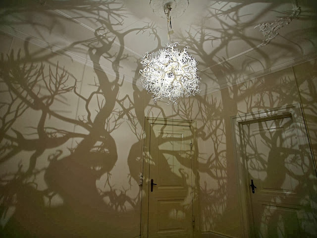 creepy designer lamp