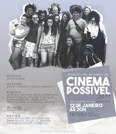 ALMA LAVADA - LANÇAMENTO DIA 12 DE JANEIRO ÀS 20H - 10 anos do projeto CINEMA POSSÍVEL
