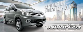 Harga Avanza 2013 dan Spesifikasinya