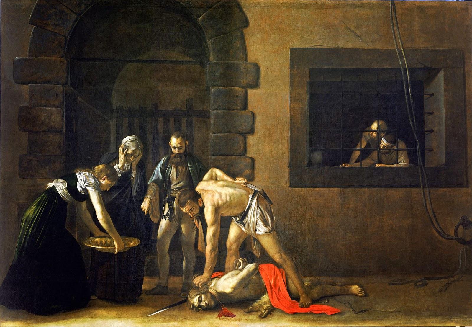 Caravaggio Der Tod der Jungfrau Maria 1605-1606