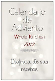 Calendario de Adviento Whole Kitchen 2012