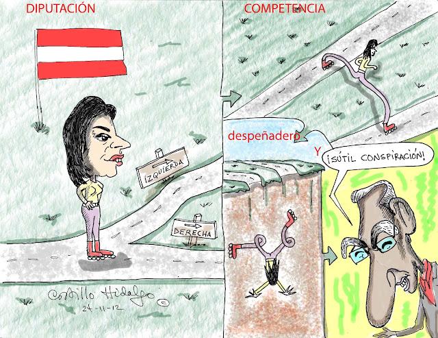 Lizzy Flores y la sutil conspiración